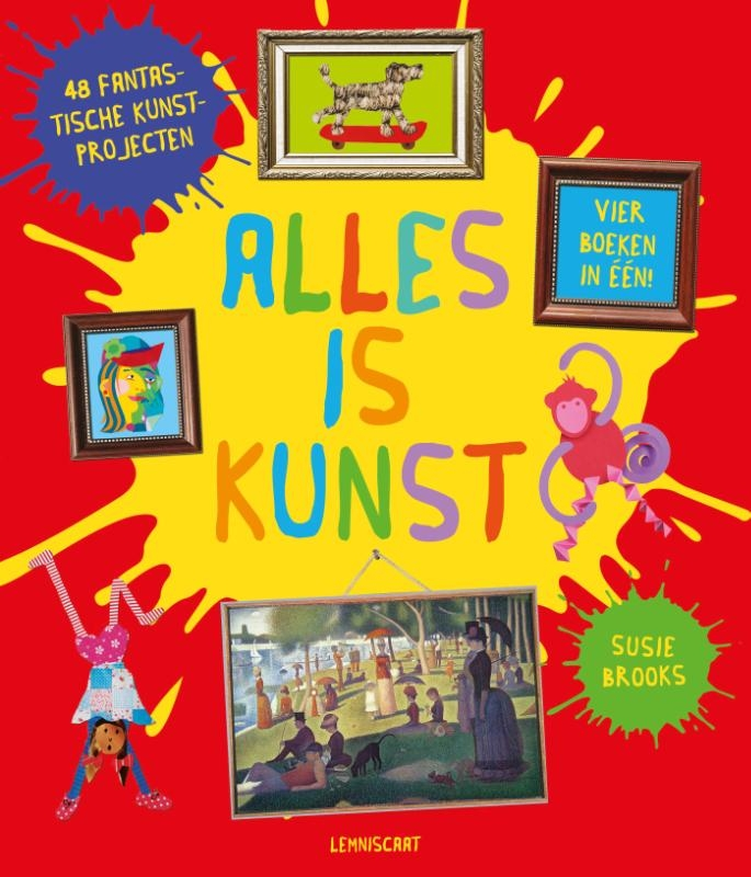 Susie Brooks,Alles is kunst