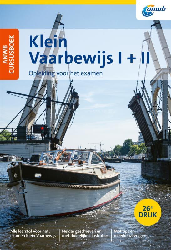 Eelco  Piena,Cursusboek Klein Vaarbewijs I + II