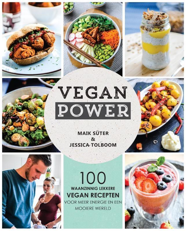 Maik Süter, Jessica Süter,Vegan Power