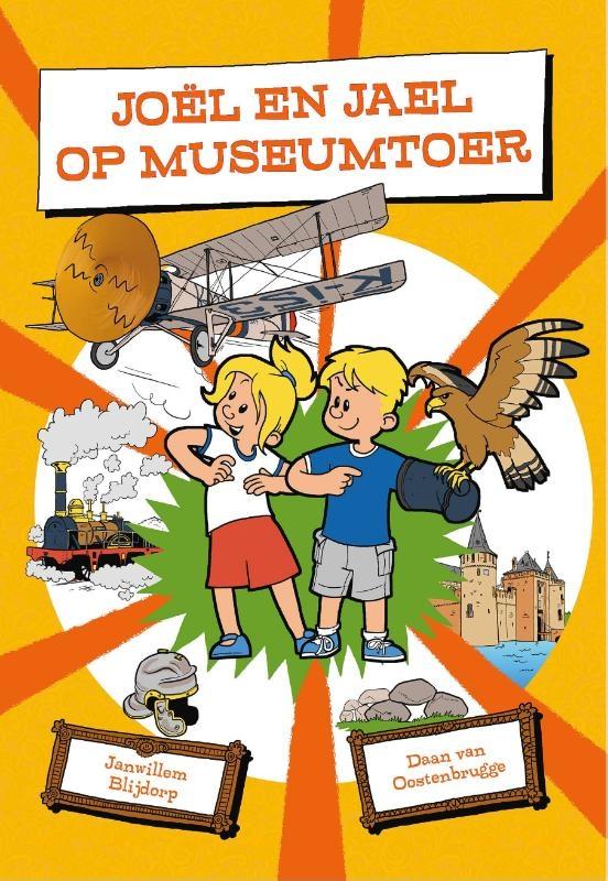 Janwillem Blijdorp,Joël en Jael op museumtoer