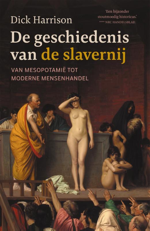 Dick Harrison,De geschiedenis van de slavernij