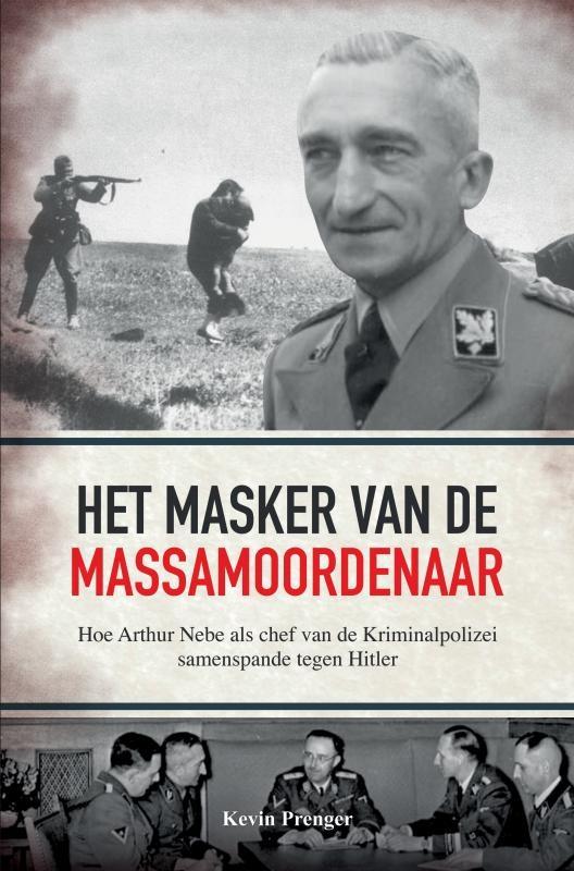 Kevin Prenger,Het masker van de massamoordenaar