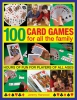 Harwood, Jeremy,100 Card Games for All the Family