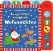 Watt, Fiona,Babys erstes Klangbuch: Weihnachten