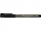 Fc-167473 ,Faber-Castell Tekenstift Pitt Artist Pen Brush Warm Grey 273
