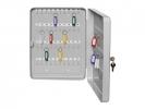 ,sleutelkast Alco 200x160x80mm grijs voor 40 sleutels