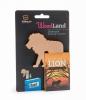 ,Woodland Animal Bookmark Lion