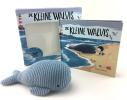Benji  Davies,De kleine walvis met walvisknuffel
