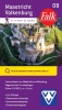 ,Falk/VVV city map & more 08 Maastricht en Valkenburg 1e druk recente uitgave
