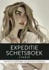 <b>Laura  Brouwers</b>,Expeditie schetsboek - Cyarin
