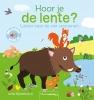Anita  Bijsterbosch,Hoor je de lente?