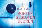 <b>B.A.  Paris</b>,Achter gesloten deuren