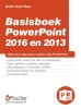Studio Visual Steps,Basisboek PowerPoint 2016 en 2013