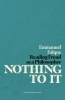 Emmanuel Falque ,Nothing to It