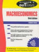 Diulio, Eugene A. Schaum`s Outline of Theory and Problems Macroeconomics
