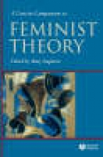 Eagleton, Mary A Concise Companion to Feminist Theory