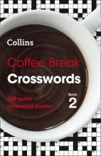 Collins Puzzles Coffee Break Crosswords Book 2
