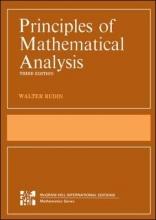Walter Rudin Principles of Mathematical Analysis (Int`l Ed)
