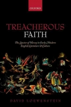 Loewenstein, David Treacherous Faith