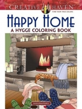 Mazurkiewicz, Jessica Creative Haven Happy Home: A Hygge Coloring Book