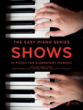 Easy Piano Series: Shows