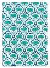 Petal and Vine Handmade Embroidered Journal
