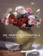Kreutz, Gregg Oil Painting Essentials