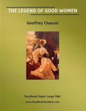 Chaucer, Geoffrey The Legend of Good Women