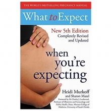 Heidi E. Murkoff What to Expect When You`re Expecting 5th Edition