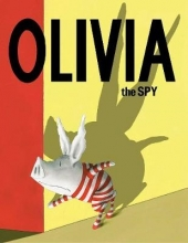 Falconer, Ian Olivia the Spy