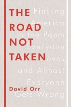 Orr, David The Road Not Taken