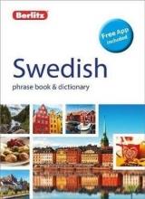 Berlitz Berlitz Phrase Book & Dictionary Swedish (Bilingual dictionary)