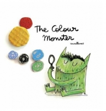 Llenas, Anna Colour Monster