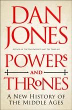 Dan Jones, Powers and Thrones