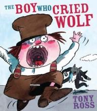 Ross, Tony Boy Who Cried Wolf