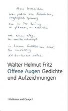 Fritz, Walter Helmut Offene Augen