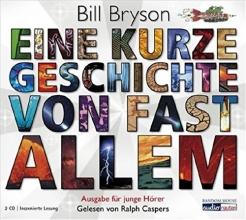 Bryson, Bill Eine kurze Geschichte von fast allem