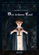 Dufaux, Jean Das verlorene Land - Gesamtausgabe
