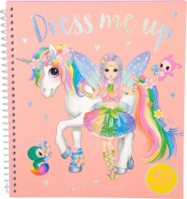 , Ylvi   the minimoomis dress me up stickerboek