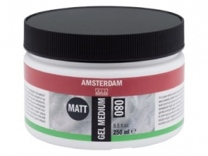 Talens amsterdam gel medium pot 250 ml