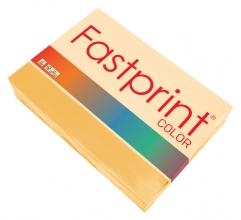 , Kopieerpapier Fastprint A4 80gr goudgeel 500vel