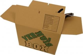 , Verhuisdoos CleverPack bedrukt 480x320x360mm 25stuks