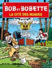 Willy  Vandersteen Bob et Bobette 173 La cité des nuages