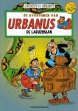 Urbanus,   Linthout De avonturen van Urbanus 102 De lapjesman