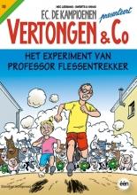 Hec  Leemans, Francois  Corteggiani Vertongen en C° Het experiment van professor Flessentrekker 10