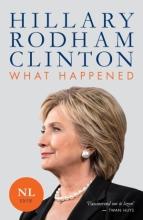 Hillary Rodham  Clinton What happened