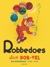 Rob,Vel Robbedoes Door