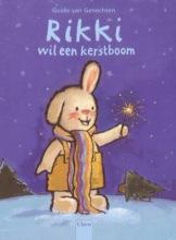 Guido Van Genechten Rikki wil een kerstboom