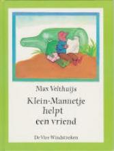Velthuijs, Max Klein-Mannetje helpt een vriend