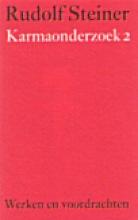 Rudolf Steiner , Karmaonderzoek 2